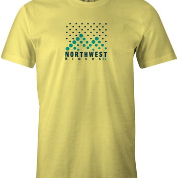 Precip T-Shirt Yellow