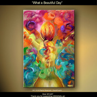 30 ORIGINAL abstract art modern paintings contemporary by osbox