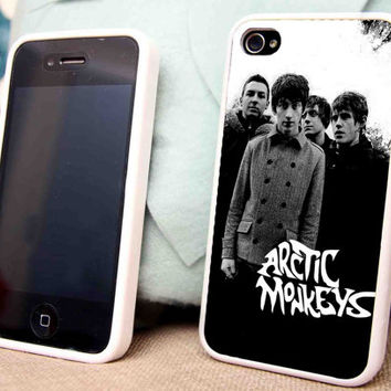 Arctic Monkeys for iPhone 5 5C 5S iPhone 4/4S Samsung Galaxy S3 S4 case