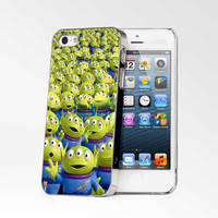 Aliens Toy Story Disney iPhone 4s iphone 5 iphone 5s iphone 6 case, Samsung s3 samsung s4 samsung s5 note 3 note 4 case, iPod 4 5 Case