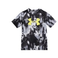 Under Armour Boys' Toddler UA Thermovision Logo T-Shirt
