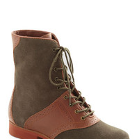Cotswolds to Wall Boot | Mod Retro Vintage Boots | ModCloth.com