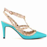 High Heel Prom Hollow Shoes