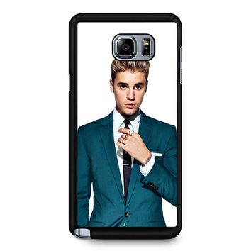 Justin Bieber Cool Samsung Galaxy Note 5 Case