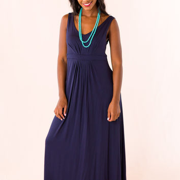 Easy to Style Maxi in Navy