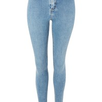 MOTO Bleached Joni Jeans - Jeans - Clothing