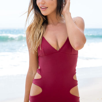 Posh Pua - Mala One Piece | Rouge