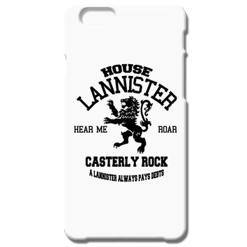 House Lannister IPhone 66S Case