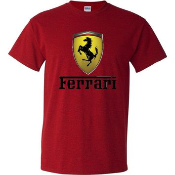 Ferrari Antique Red T-Shirt