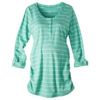 Liz Lange® for Target® Maternity Long-Sleeve Basic Tee - Assorted Colors