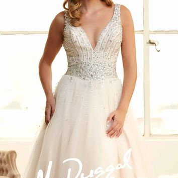 Mac Duggal Ballgowns 76715H Dress
