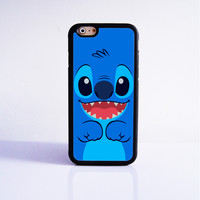 Stitch Rubber Case Cover for Apple iPhone 4 4s 5 SE 5s 5c 6 6s Plus