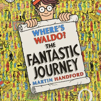 Where's Waldo? the Fantastic Journey ACT INA RE