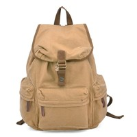 #30208 Canvas Travel Backpack