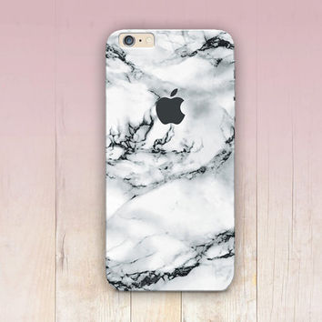 White Marble Print Phone Case - iPhone 6 Case - iPhone 5 Case - iPhone 4  Case - Samsu 255c49747