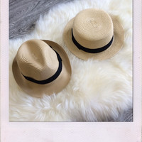 Constance Hats- Natural