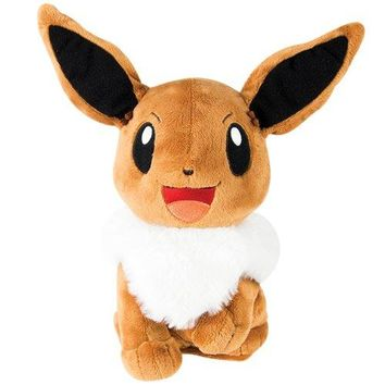 Pokémon My Friend Eevee Feature Plush