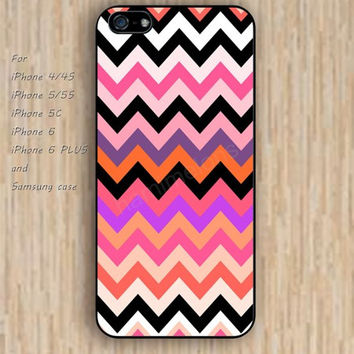 iPhone 6 case dream colorful Chevron iphone case,ipod case,samsung galaxy case available plastic rubber case waterproof B164