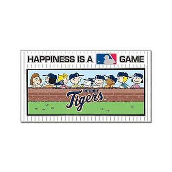 DETROIT TIGERS PEANUTS GANG HAPPINESS IS A GAME COLLECTOR PIN BRAND NEW WINCRAFT