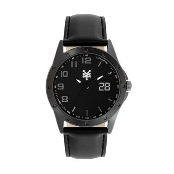Zoo York Men's Analog & Digital Watch (Black)