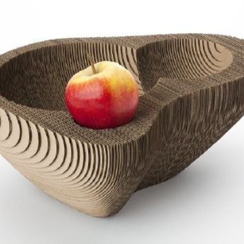 Supermarket: Fruit bowl '128' | cardboard from SEMdesign