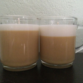 Harry Potter Butterbeer Scented Soy Candles