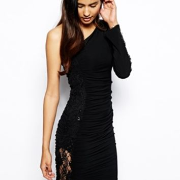 Jessica Wright Sasha Dress - Black