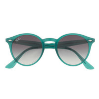 J.Crew Womens Ray-Ban High Street Round Sunglasses