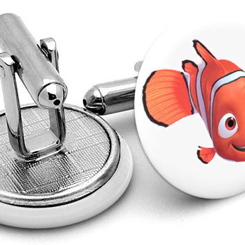 Finding Nemo Cufflinks