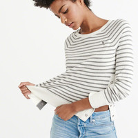 Womens Snap Button Icon Sweater | Womens Tops | Abercrombie.com