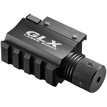 Barska Glx Red Laser Sight With Built-in Mount And Rail