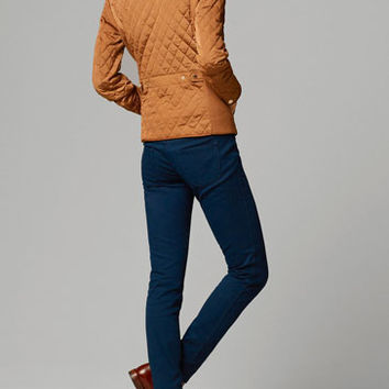 377ad2eca1 QUILTED KNIT JACKET - Special Prices - from Massimo Dutti | Quick