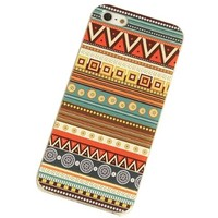 Colorful Tribal Print Phone Shell Case for Iphone5/5s