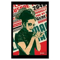 Repo! Blind Mag Large Poster> Repo Opera Posters> Repo T-Shirts from Gold Label