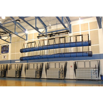 Gared Sports Mat Storage System with 20' Load Bar