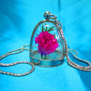 Large Dome Pendants, Lot of 3,Supply, Empty Display Case, Silver, Art,Craft, Clear Locket