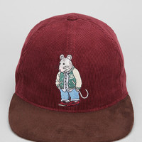 Stussy Rat Corduroy Snapback Hat - Urban Outfitters