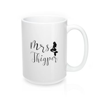 Mrs Mermaid-Mugs