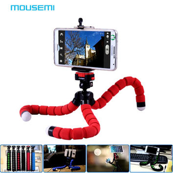 Flexible Octopus Leg Phone Holder Smartphone Accessories Stand Support For Mobile Tripod For Phone for xiaomi redmi note 3 prime
