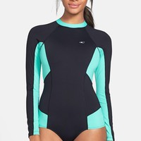 O'Neill 'Cella' Long Sleeve Surf Suit