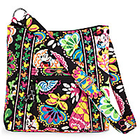 Midnight with Mickey Hipster Bag by Vera Bradley | Disney Store
