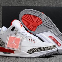 "Air Jordan 3 Retro ""Katrina"" Basketball Shoe 40-47"