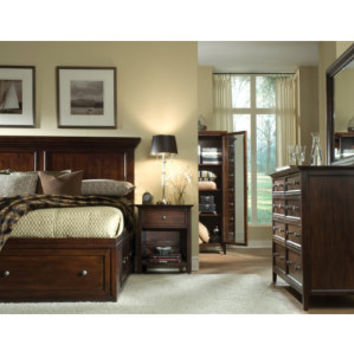 Abbott collection master bedroom from home is - Bedroom furniture stores michigan ...