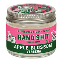 BlueQ Hand Shit Hand Shit Hand Cream-Apple Blossom Verbena