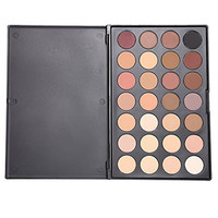 ACEVIVI Neutral Warm Colors Eyeshadow Professional 28 Colors Cosmetics Palette Eye Shadow
