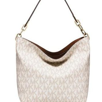Michael Michael Kors Fulton Medium Slouchy Shoulder Bag
