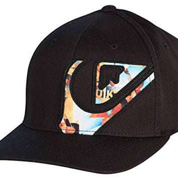 Quiksilver Men's Stealth FlexFit Hat-L/XL