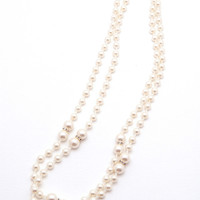 Carry's Pearl Necklace