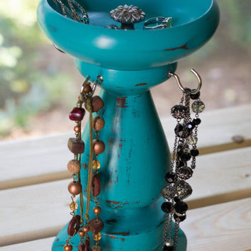 Turquoise Jewelry Stand