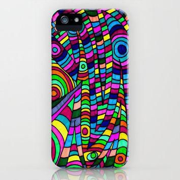 Wild Child iPhone Case by Erin Jordan | Society6